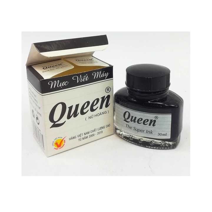 Mực Viết Bút Máy Queen - Ảnh 2