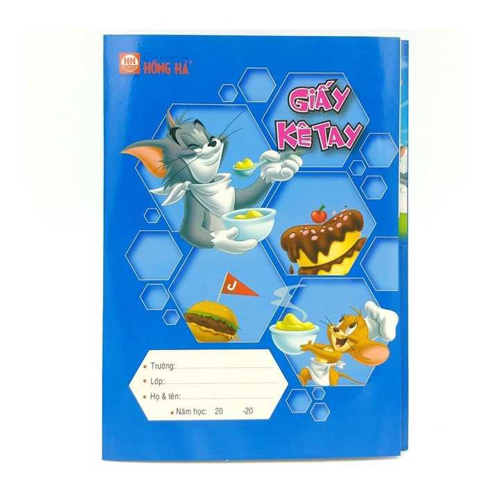 Giấy Kê Tay Hồng Hà 4926 - Ảnh 2