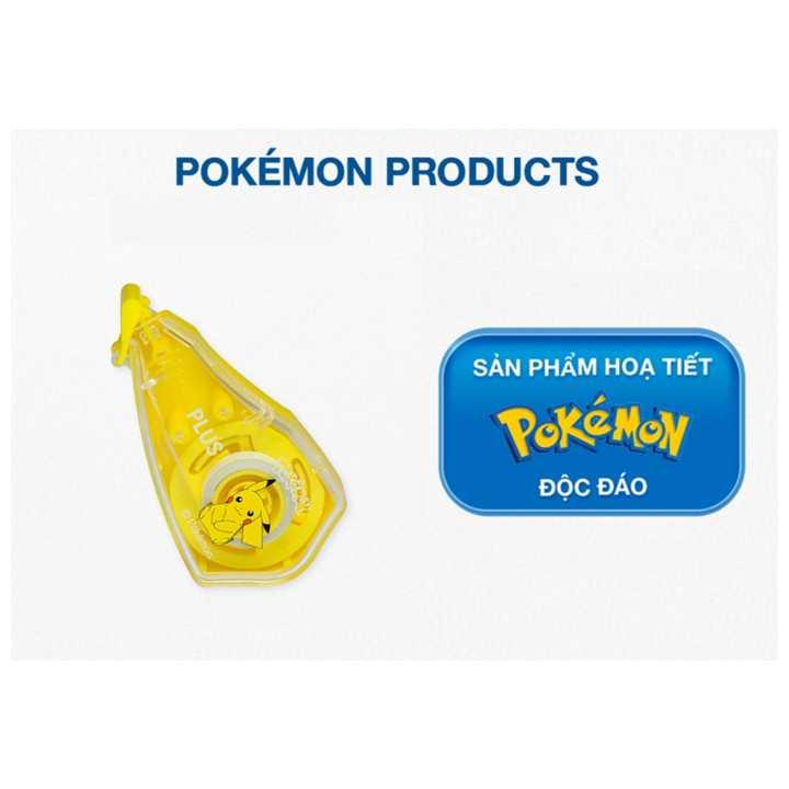 Băng Xóa A Pokemon PLUS - Ảnh 2