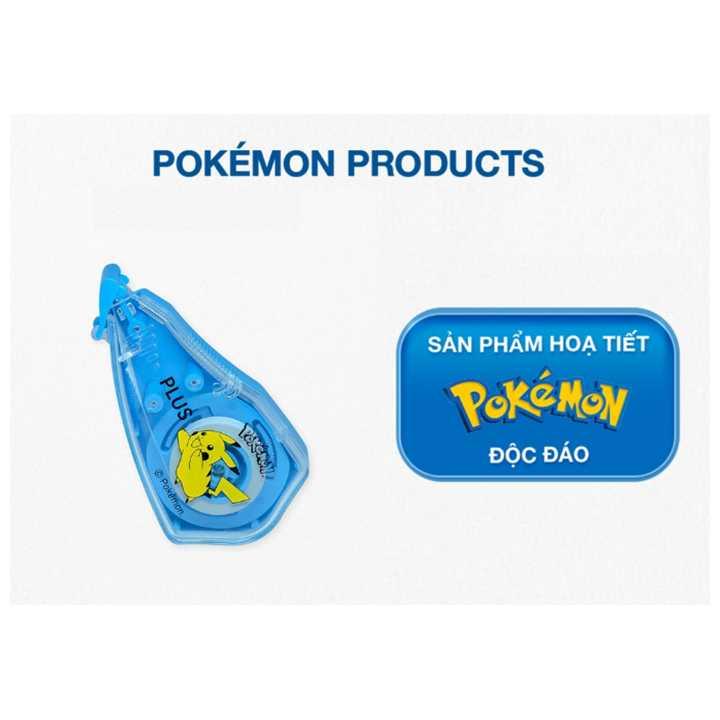 Băng Xóa A Pokemon PLUS - Ảnh 3