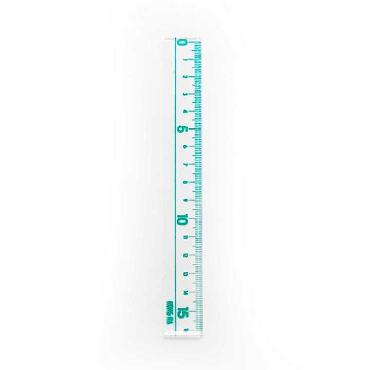 Thước kẻ 16cm 3367 - Ảnh 1