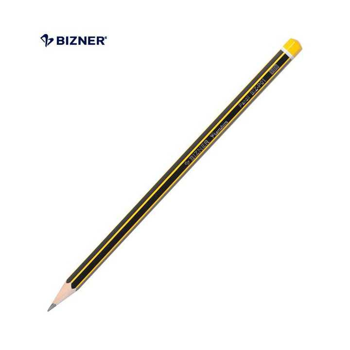 Bút Chì Gỗ Bizner BIZ-P01 (HB-Hộp 10 Chiếc) - Ảnh 1