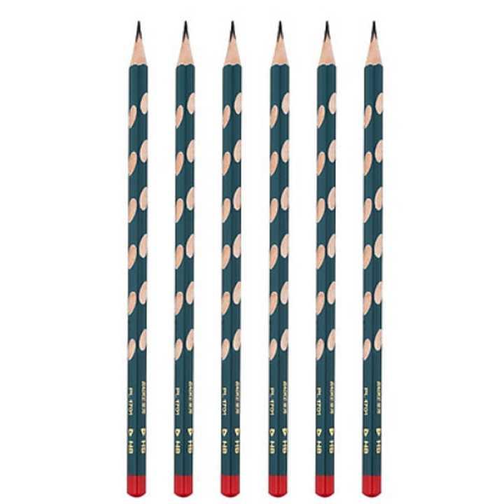 Bút Chì Tập Viết HB - Baoke PL1701 (Hộp 10 Chiếc) - Ảnh 1