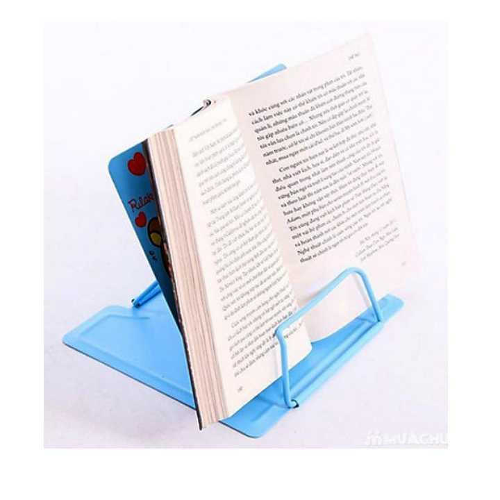 Giá Kẹp Sách, Đỡ Sách, Đọc Sách Chống Cận - Ảnh 1