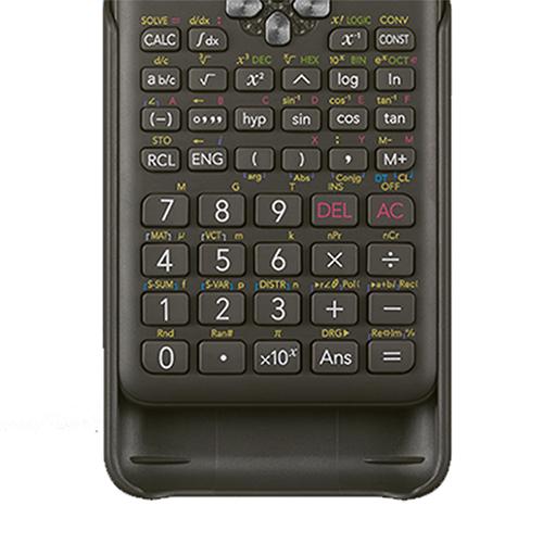 Máy Tính Học Sinh CASIO FX-570MS NEW - Ảnh 2