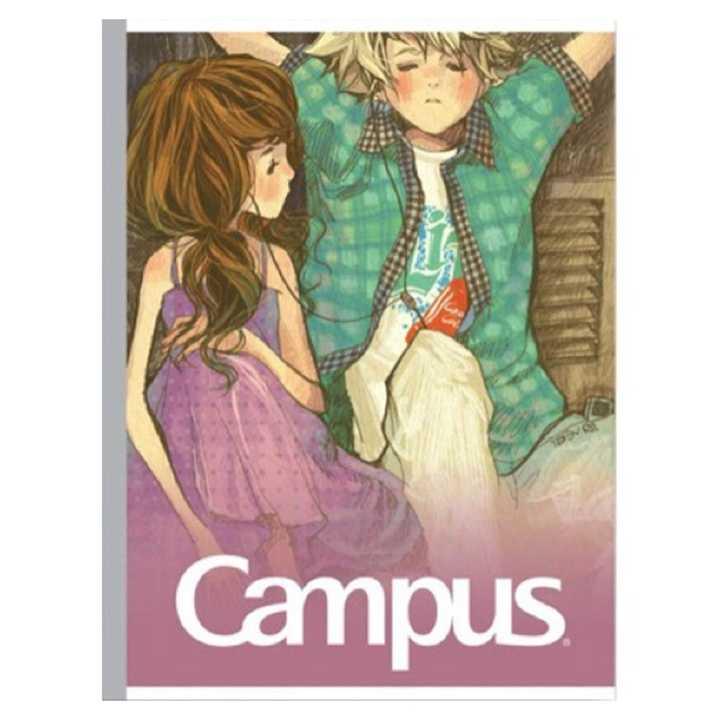 Vở Kẻ Ngang Campus 200 Trang Có Chấm FrienShip