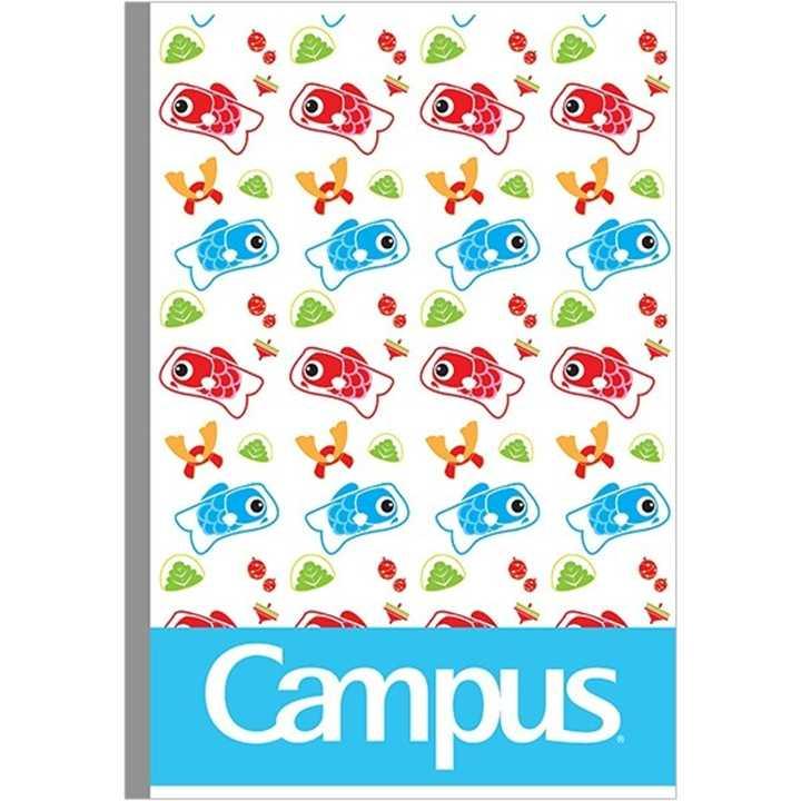 Vở Kẻ Ngang Campus 72 Trang Japan Parten - Ảnh 1
