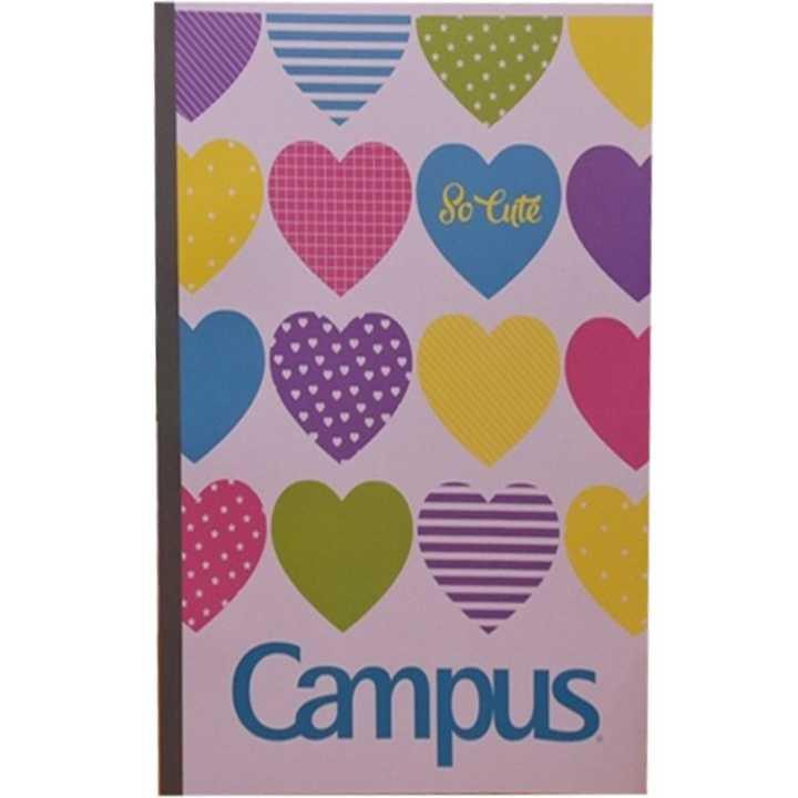 Vở Kẻ Ngang Campus 80 Trang So Cute - Ảnh 1